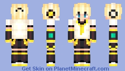Len - Vocaloid / Request Minecraft Skin