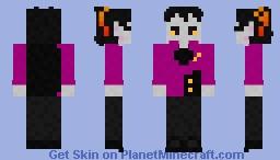 Calder Kerian Minecraft Skin