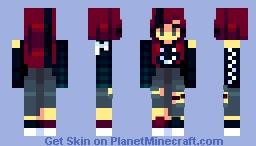 1 0 0 0 ? ! Minecraft Skin