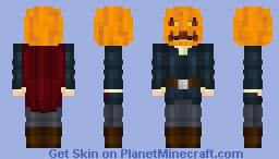 The Headless Horseman - Halloween Series Minecraft Skin