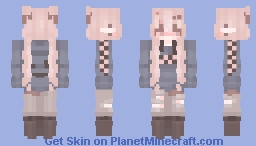 ah yes the edit of sah for my friend :p Minecraft Skin