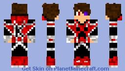 Kevinsom RinneSharingan Minecraft Skin