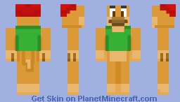 All Dogs Go To Heaven Itchy Itchiford Minecraft Skin