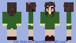 Misfortune (Little Misfortune) Minecraft Skin