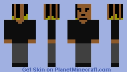 RAMIREZ Minecraft Skin