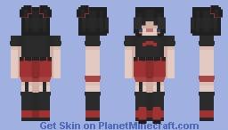 𝐫𝐞𝐝 𝟐.𝟎 Minecraft Skin