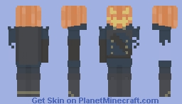 〈 𝓟𝖎𝖈𝓴𝖑𝖊𝕮𝖆𝖙〉 Armless  AND Headless Horseman Skintober day 9 Minecraft Skin