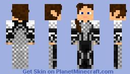 Katniss Everdeen (75th Hunger Games) Minecraft Skin