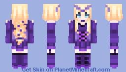 Warrior princess (oc) Outfit 2
