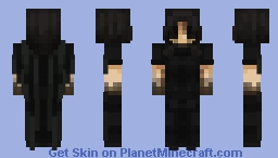 All The Good Girls Go To Hell Minecraft Skin