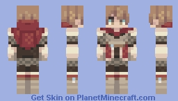 Knightly Minecraft Skin