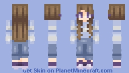 I try, but you say it's not enough Minecraft Skin