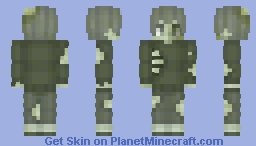 Rotter - Halloween Series Minecraft Skin