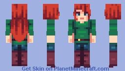 𝒢𝒶𝓁𝓌𝒶𝓎 𝒢𝒾𝓇𝓁 Minecraft Skin