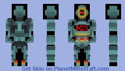 Pathfinder [Apex] Minecraft Skin