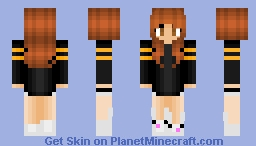 Sweater Weather -Skintober Day17 Minecraft Skin