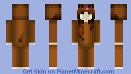 Puppy Paws -Skintober Day23 Minecraft Skin