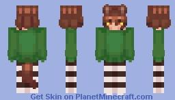 wolf baby ✧・゚:* Minecraft Skin