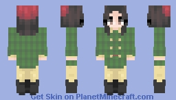 Yikes Forever~ Minecraft Skin