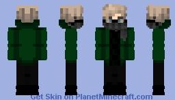 Early winter boy Minecraft Skin