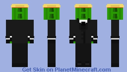 pizzaking161 Minecraft Skin