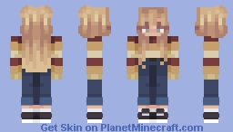 .simply, autumn. Minecraft Skin