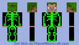 GORB-OWERLORD DOGE(LIVE v.2.0) Minecraft Skin