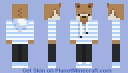 Hug Him Minecraft Skin