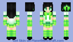 | This is more green than Ireland | ~* Marma *~ Minecraft Skin