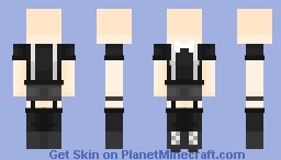 appetite of a people-pleaser ~ base Minecraft Skin