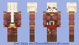 Protector of the Void [Apex] Minecraft Skin