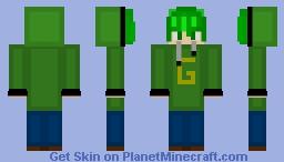 GORB-OWERLORD DOGE (hudi version) Minecraft Skin