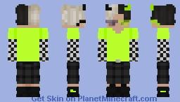 GORB-OWERLORD DOGE (Devil Doge) ((fixed)) Minecraft Skin