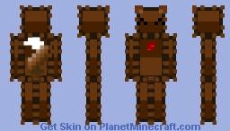 """Loading Hug..."" Minecraft Skin"