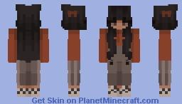 bananasomeskin Minecraft Skin