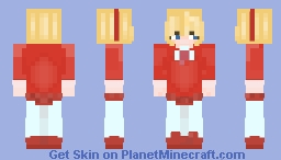 oc school unirofrm Minecraft Skin