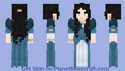 [✔] Capelet Gown Minecraft Skin