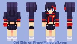 ♥ Ryuko Matoi ♥ Minecraft Skin