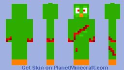 Evil Duo Minecraft Skin