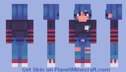 i made this but forgot to post too late tho rip Minecraft Skin
