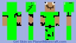 my friwst skeinn!!!11 Minecraft Skin