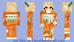 Hiyoko Saionji Minecraft Skin