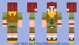david (camp camp) Minecraft Skin