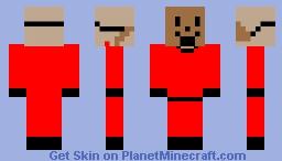 the kilr Minecraft Skin