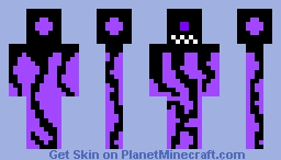 Wither Storm Minecraft Skin