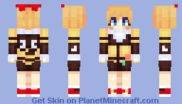 P-Ko! Minecraft Skin