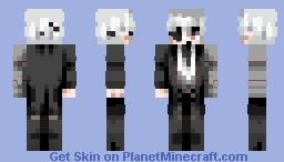 nagumo hajime! Minecraft Skin