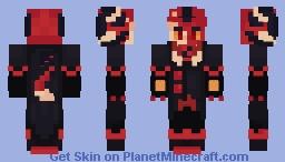 blitzo (helluva boss) Minecraft Skin