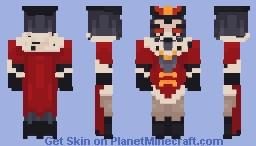 prince stolas (helluva boss) Minecraft Skin