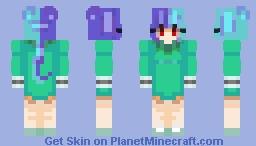 odd | rce Minecraft Skin